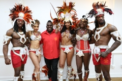 Caribbean Sessions Band Launch 2017
