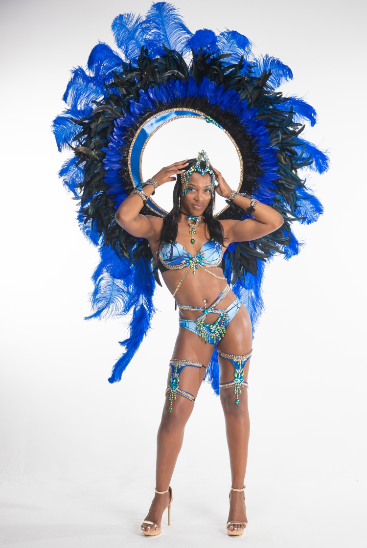 Caribbean Sessions Moon Ultra Bikini With Tiara 2020