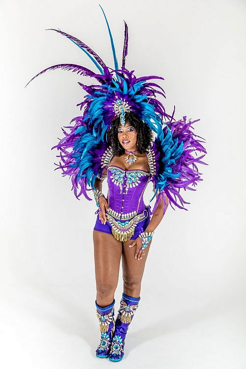 Caribbean Sessions Royalty Corset Premium Package
