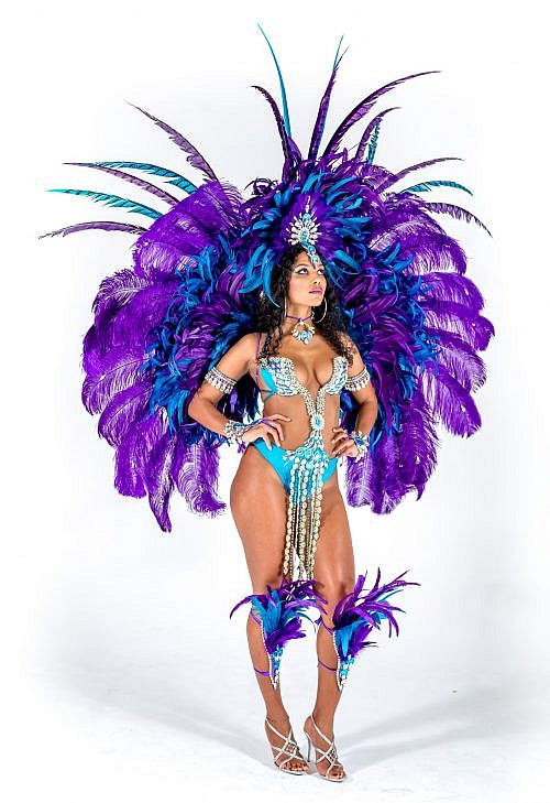 Caribbean Session Royalty Monokini Ultra Package