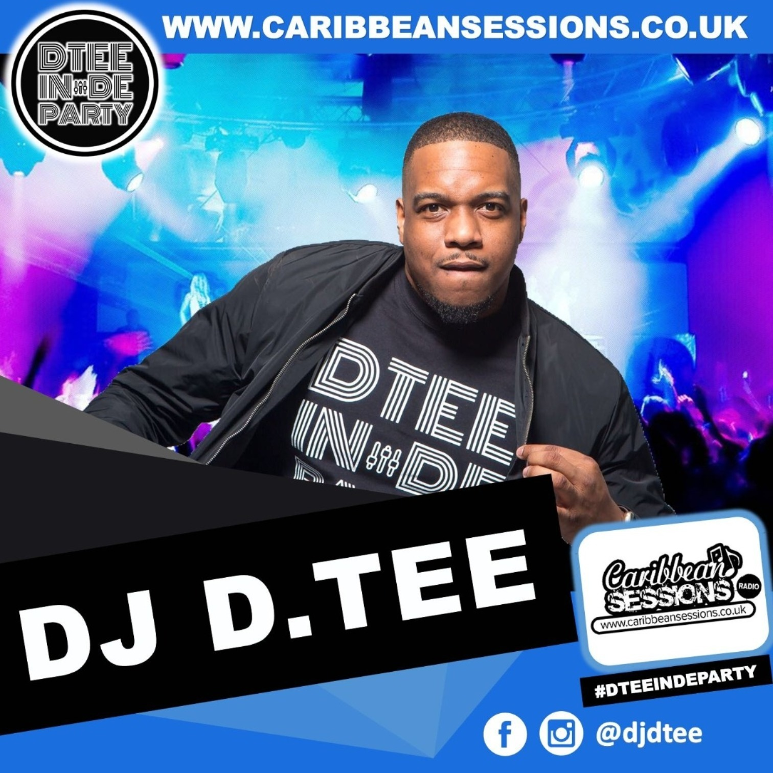 dteeindepartycaribbeansessions