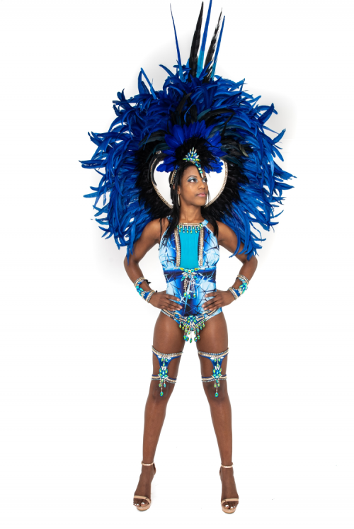 Caribbean Sessions Moon Premium Swimwear With Medium Headpiece